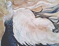 The Snow Qween-H.C.Andersen