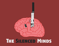 The Silenced Minds || Branding