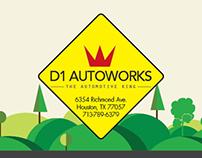 D1 Autoworks, Houston