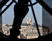 Through the Orsay Museum Clock