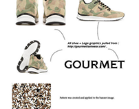 Gourmet Footwear - THE 35 LITE CAMO LX