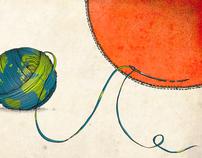 Illustration for Japan Tsunami Appeal