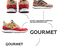 Gourmet Footwear - THE 35 LITE CORK LX