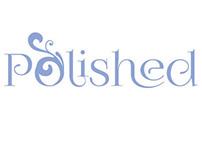 Logo for a local nail salon.