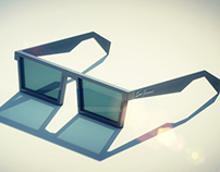 EVERYDAY PROJECT 4 - SUNGLASSES