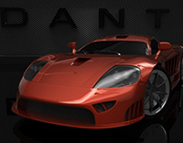 Saleen S7 3D Visualization