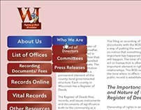 Wisconsin Register of Deeds Association