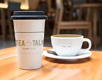 Tea Talk Branding