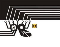 F1 logo & identity