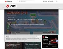 BLINKX Video Branded Content Hubs