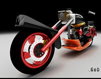 Cruise Bike Design