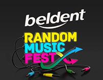 Beldent Random Music Fest 2012