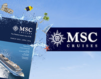 MSC Cruises - New Brochure launch