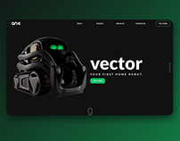 Vector: Your First Home Robot