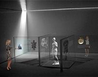 Immersion, Exhibition Design