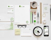 "Logo and Branding for ""Greencube India"""