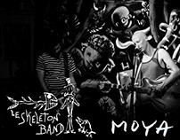 Performance Patrick Moya & Le Skeleton Band