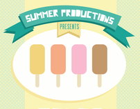 SUMMER PRODUCTIONS PRESENTS