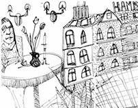 Sketchbook Apr. 2014