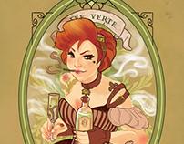 bottle etiquette