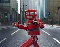 Audi Robot