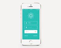 Science Concept (Mobile App)