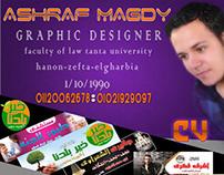 cv ashraf magdy