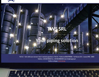 TWS Srl Website