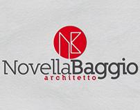 Branding - Novella Baggio - Architetto
