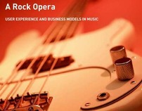 MSc Thesis User Experience and Business Models in Music