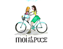 Moi e Ma Puce illustration