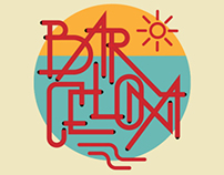 Barcelona OFFF 2014 GIF Poster
