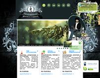 Personal GM Site, Logo & Social