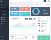 Adminex dashboard template
