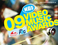 MAD VIDEO MUSIC AWARDS 2009 - BE YOUR OWN HERO