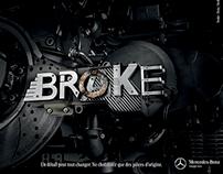 Mercedes - Spare Parts