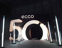 ecco 50th Anniversary Walk in Style