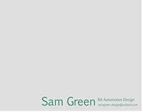 Design Portfolio: University Projects