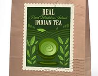Tea Brand Illustration