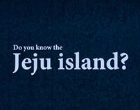 Jeju island promotion