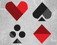 SEASONS PLAYING CARDS