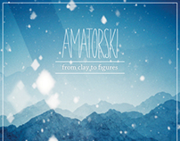 Amatorski - from clay to figures CD/LP