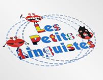 "Design Web ""Les petits linguistes"""