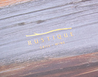 Rustique Marketing Kit