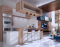 Residential Villa KSA