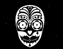 Clown & Skull