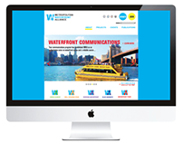 Metropolitan Waterfront Alliance Website