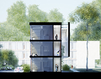 Modul House Contest Student Residence