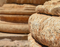 Jerash Stones