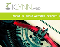 KLynn Identity & Website